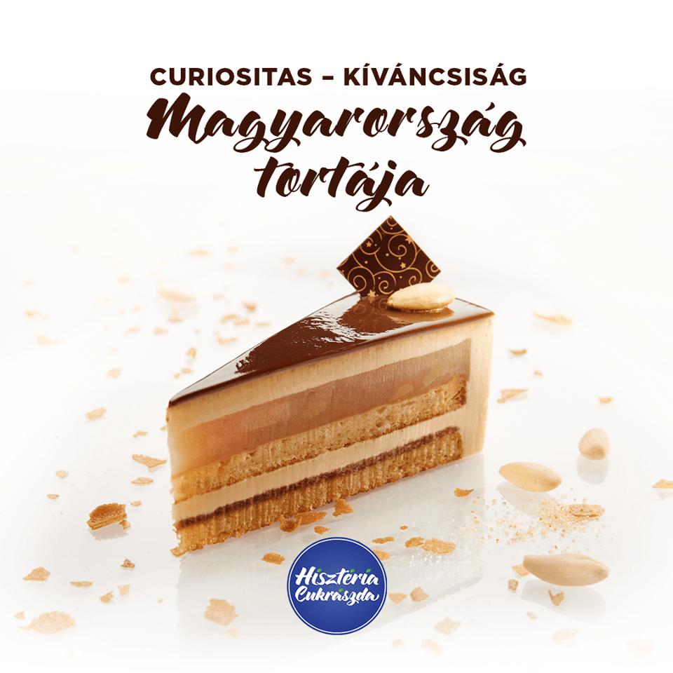 A tápiószecsői Hisztéria Cukrászda cukrásza, Füredi Krisztián nyerte meg a Curiositas elnevezésű alkotásával.