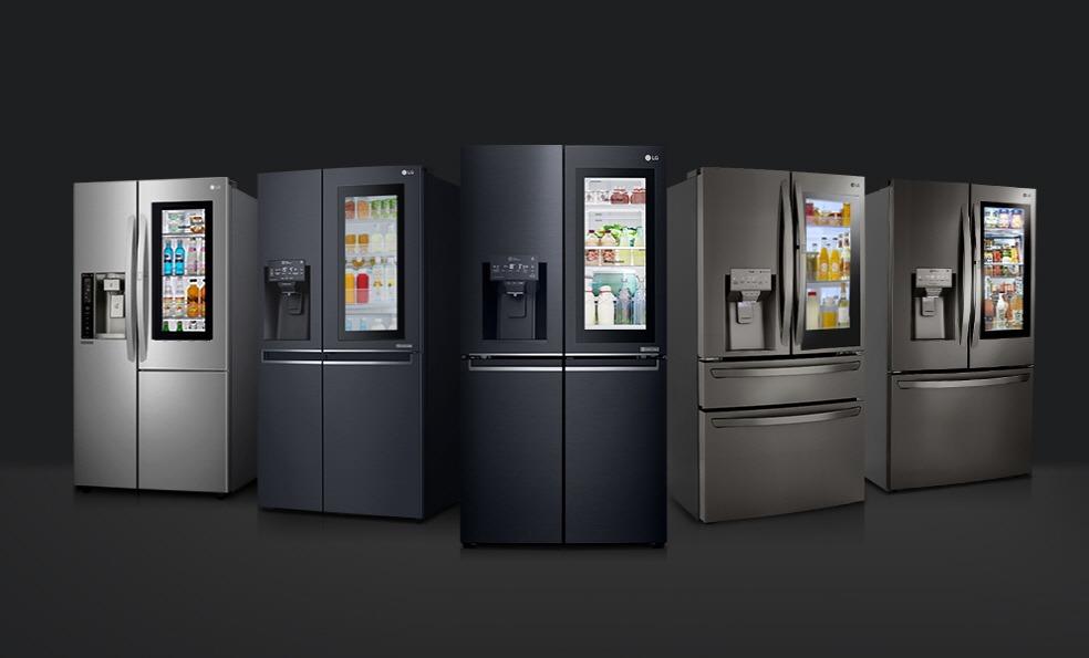 hűtőszekrény sorozat