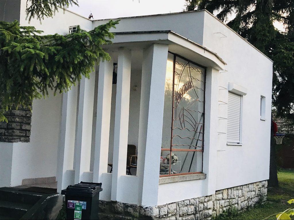 Balatoni ház