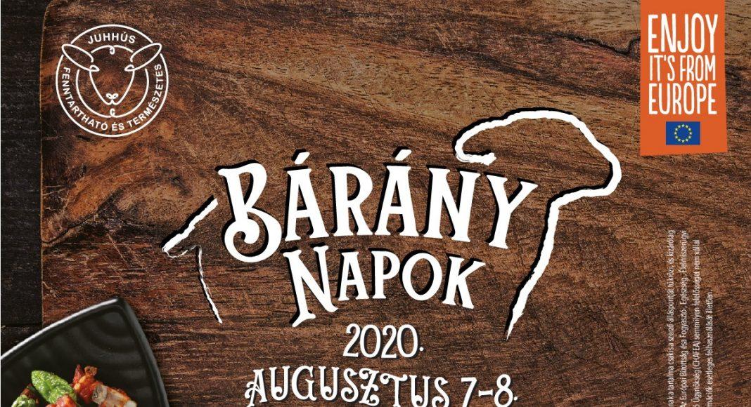Bárány Napok augusztus 7-8