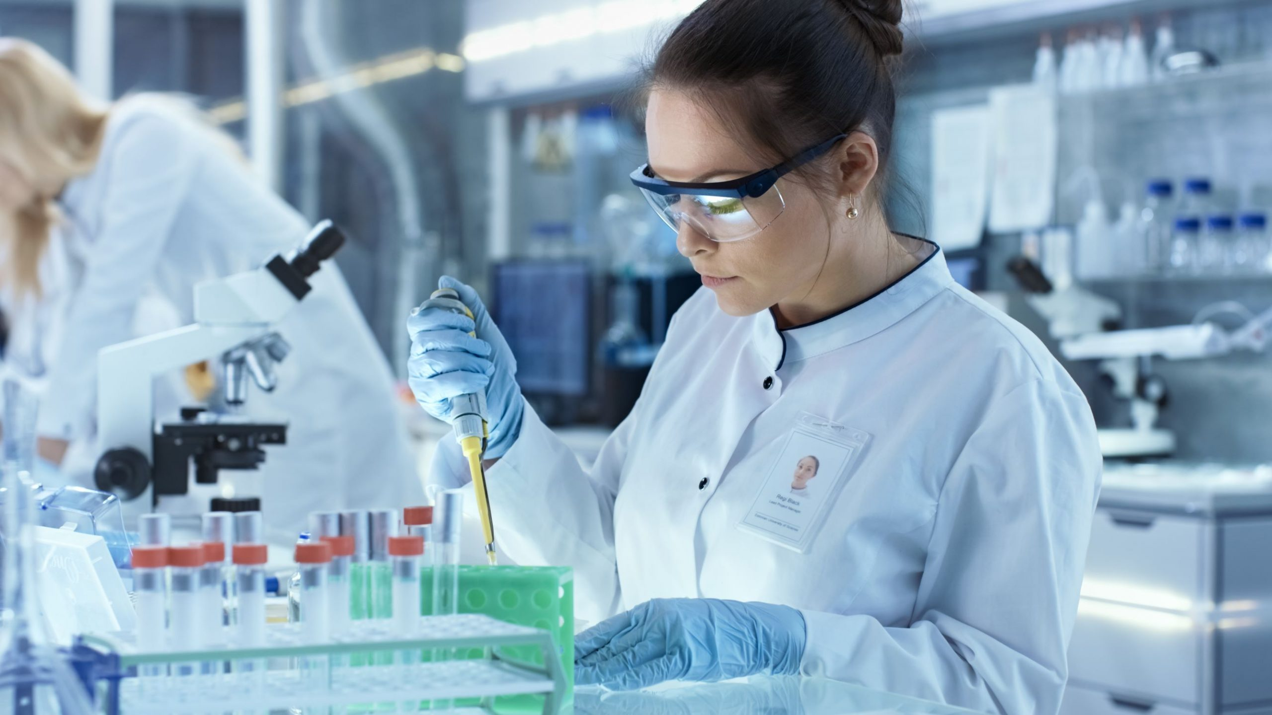 Laborasszisztens
