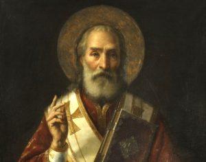 Jaroslav Čermák (1831 - 1878) Szent Miklós