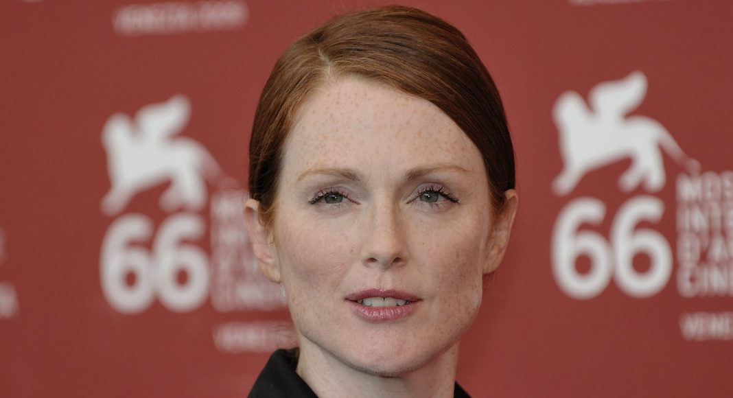 Julianne Moore at the 66th Venice International Film Festival. 2009