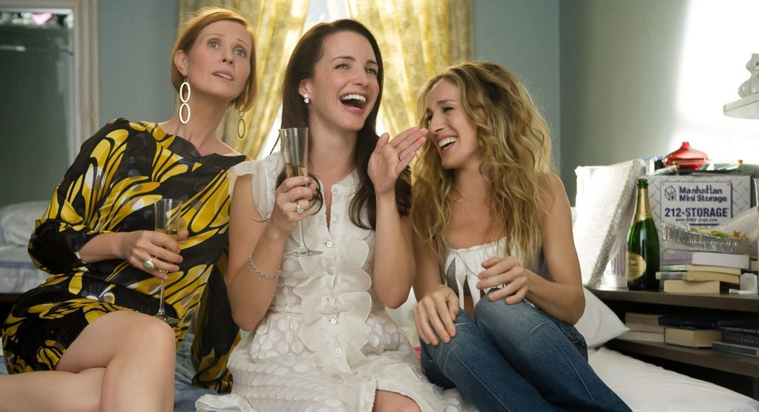 Miranda, Charlotte és Carrie