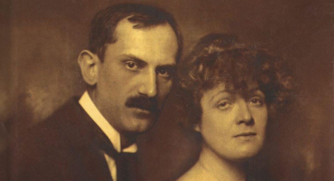 Babits Mihály és Tanner Ilona