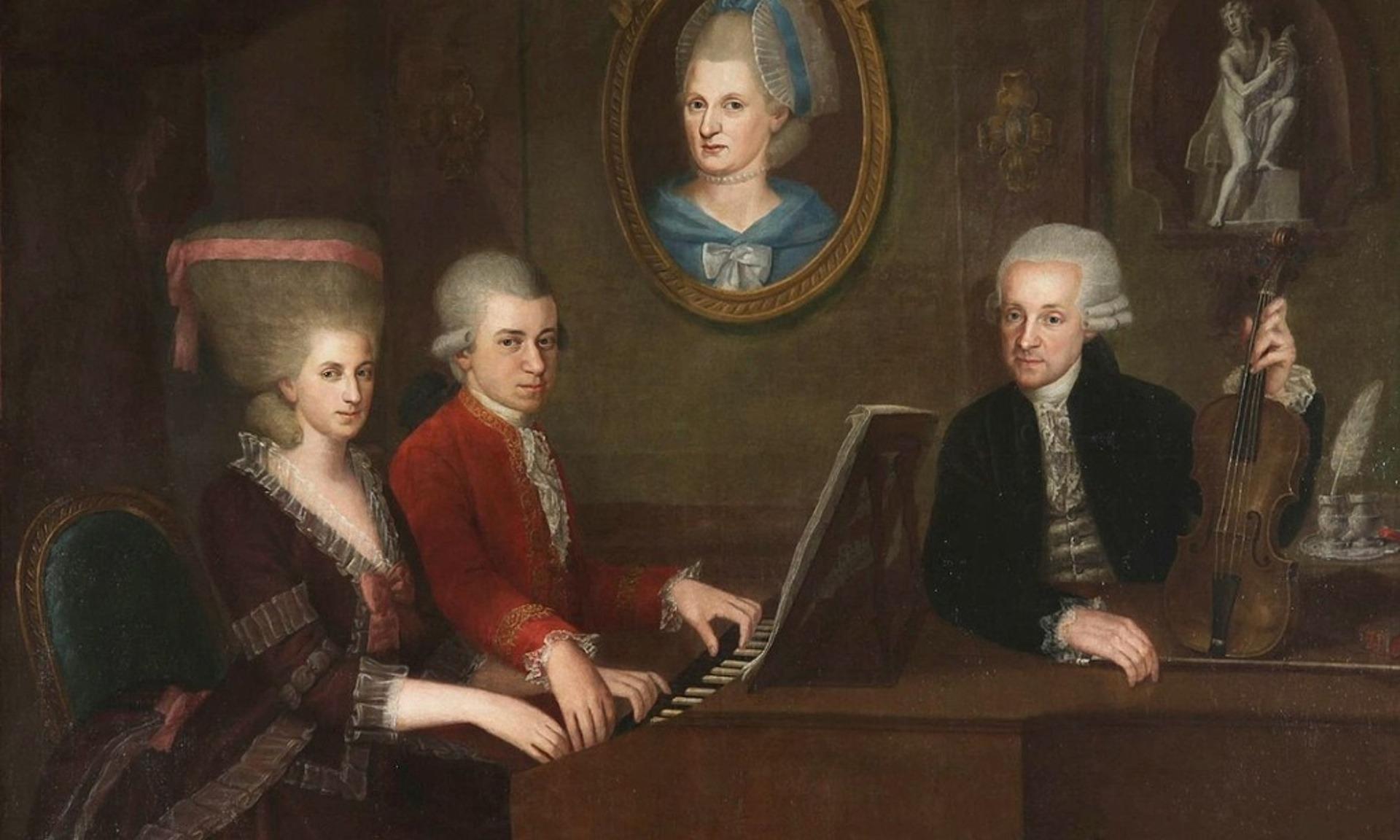 Mozart érdekességek