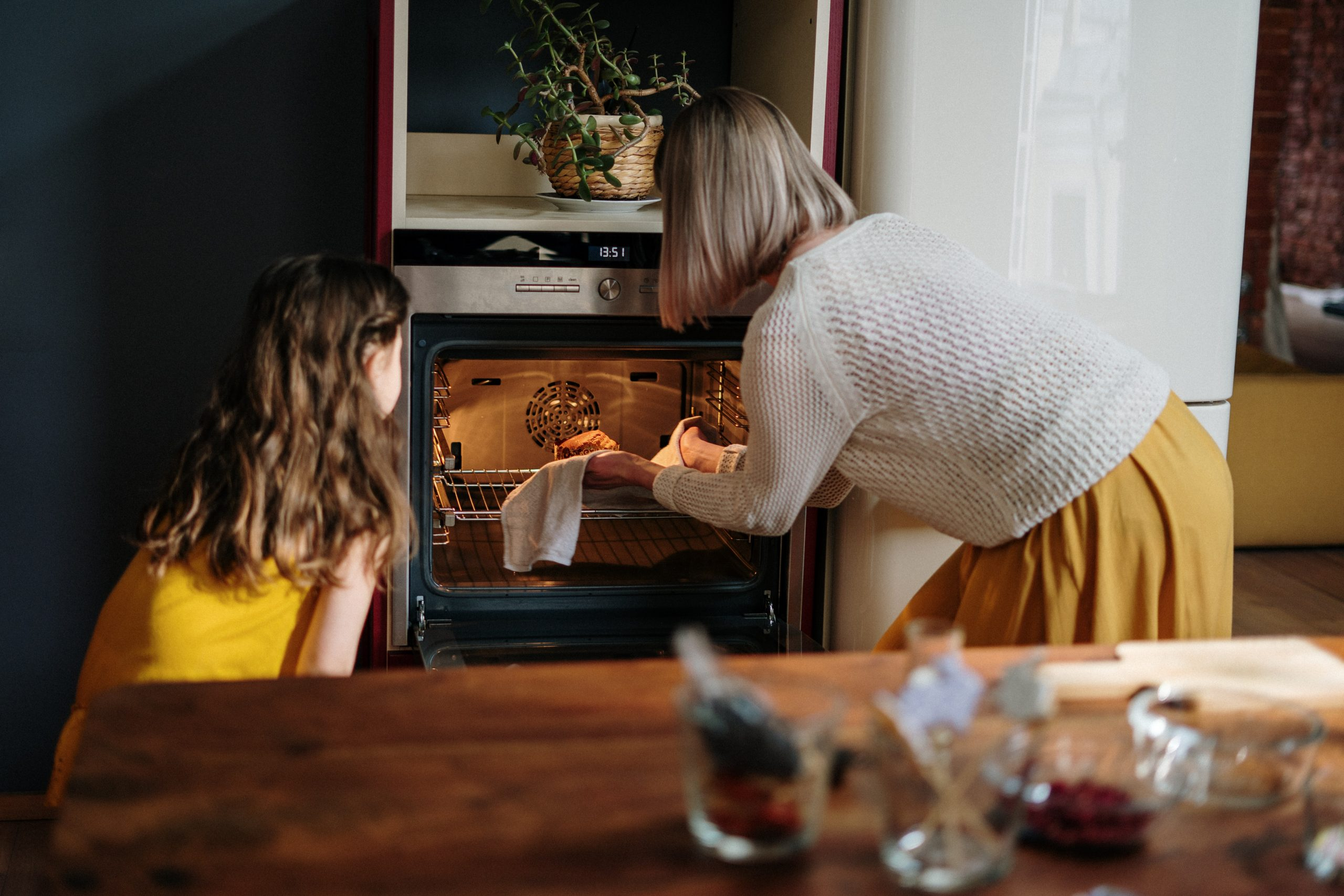 Otthon, konyha, szeretet