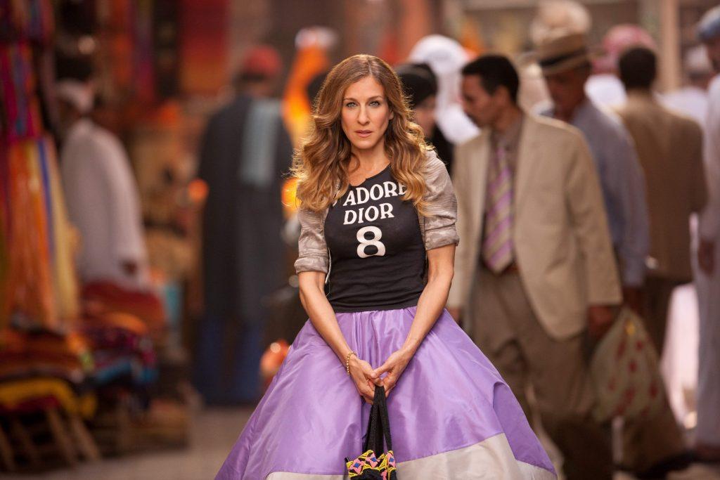 Carrie és a tüllszoknya a Szex és New Yorkban