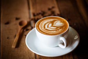 A kávézás ma már művészet.