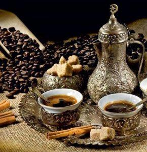 A klasszikus arab kávé