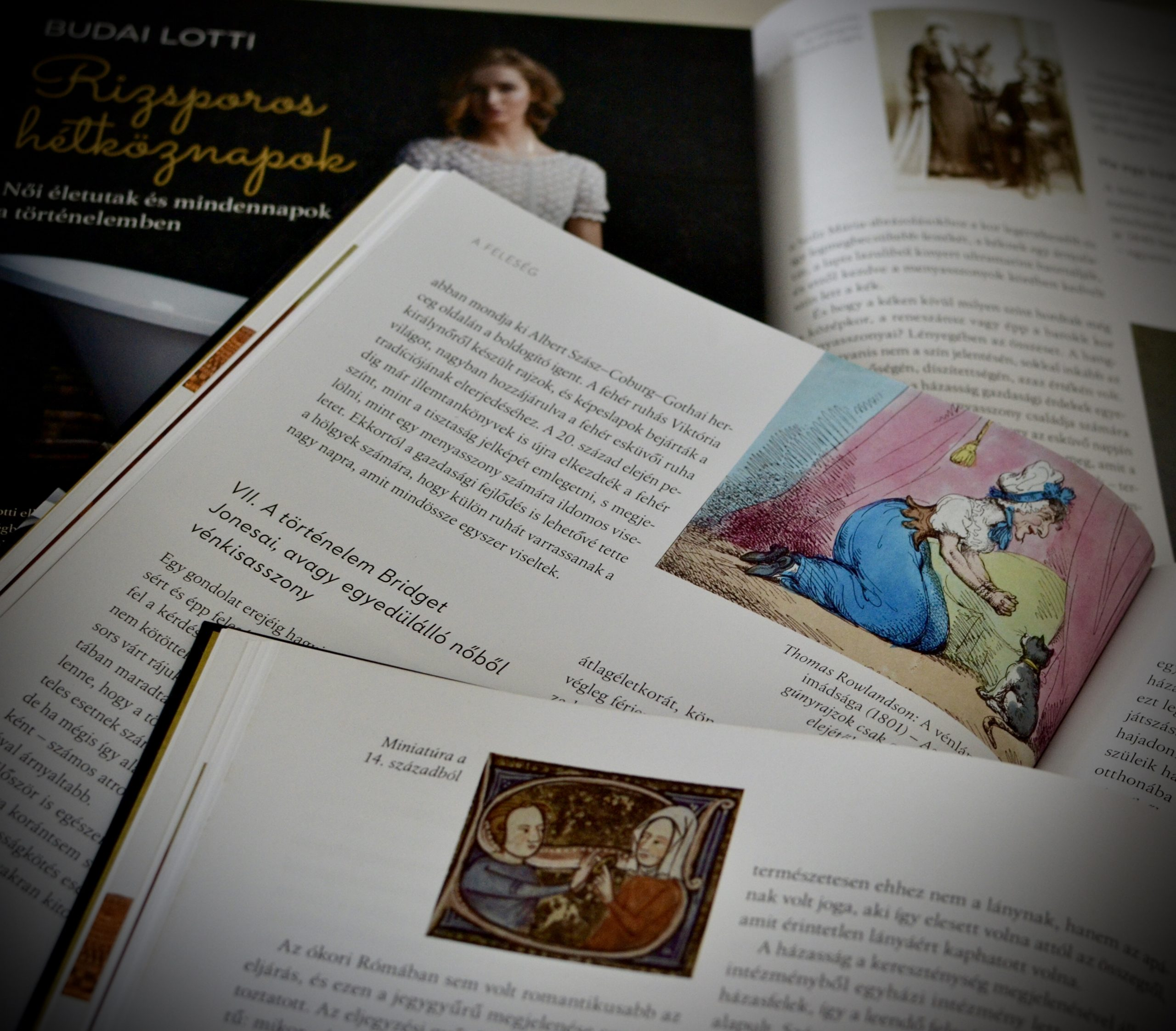 divat-könyv-női-életek-Rizsporos -hétköznapok