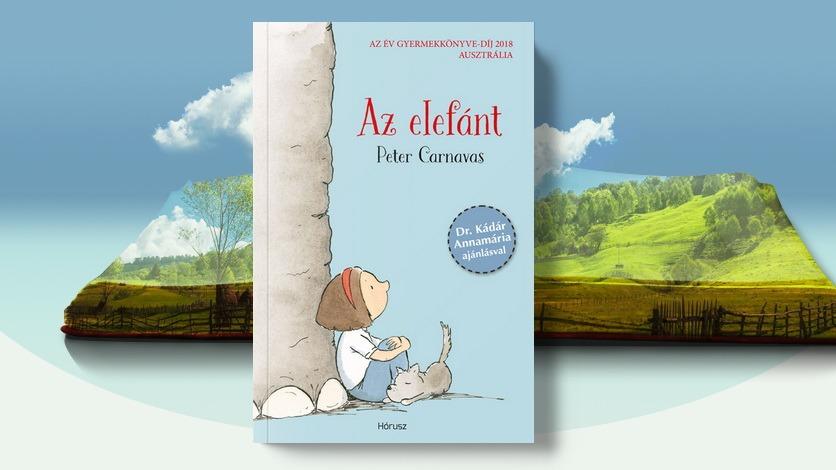 Az elefánt című könyv a depresszióról