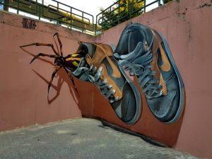 Sneaker a falon
