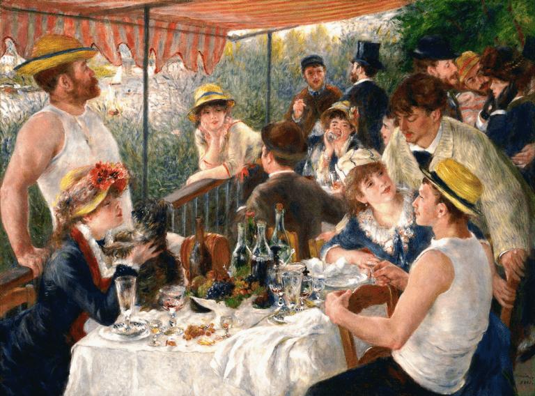 Renoir festménye