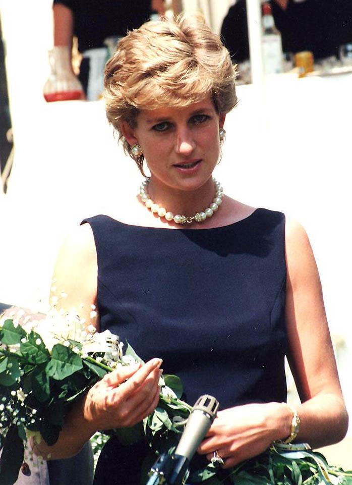Diána hercegné 1995-ben