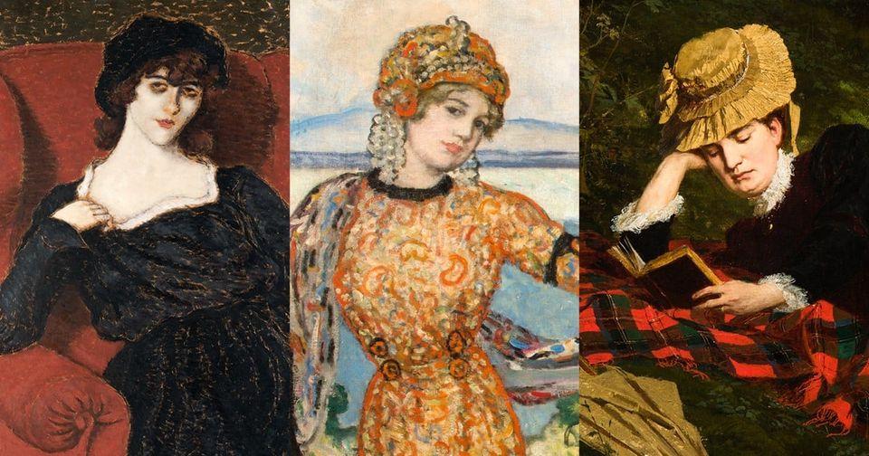Nők a festészetben
