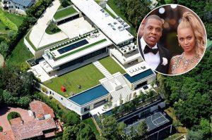 Jay Z és Beyonce otthona
