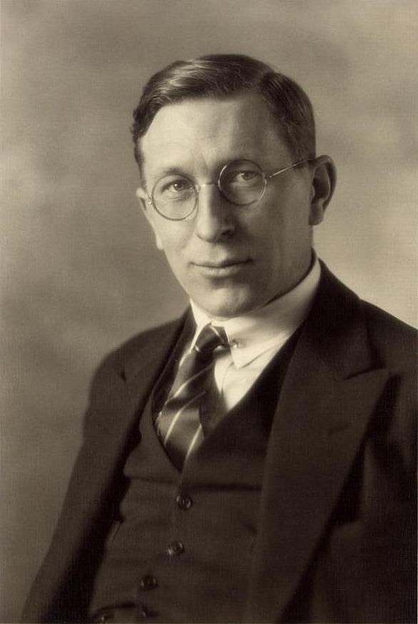 F. G. Banting 1923 körül