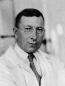 Frederick Banting 1931-ban - wikipedia