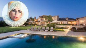 Lady Gaga otthona
