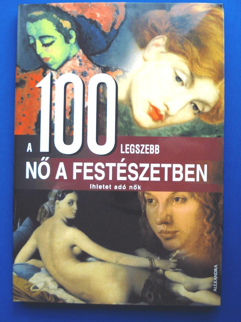 A 100 legszebb nő a festészetben