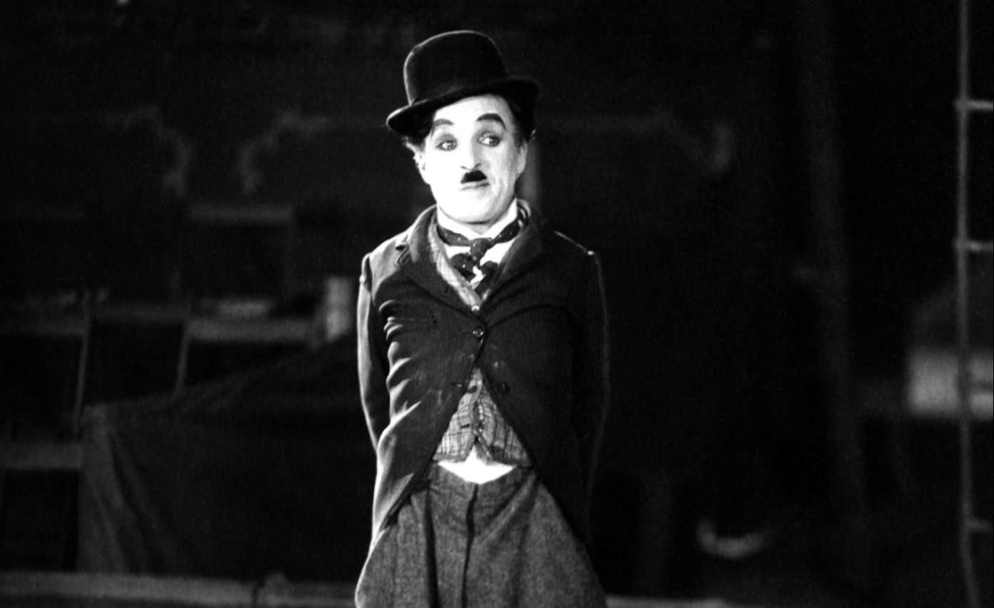 Charlie Chaplin - a csavargó