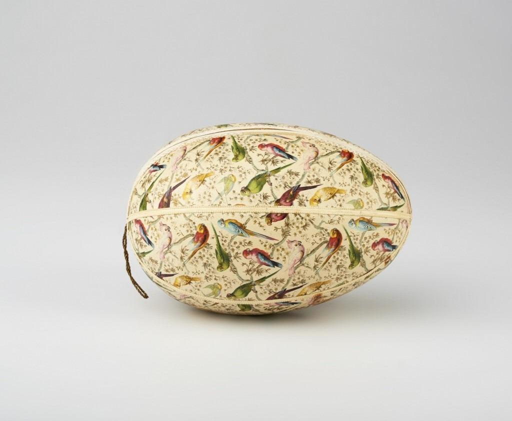 Húsvéti tojás - Kugler Henrik cukrászdája számára - 1875-1910 - IM