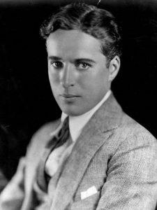 Charlie Chaplin 1921-ben