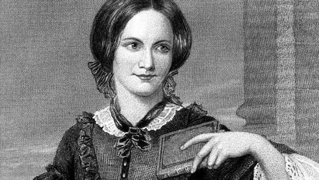 Charlotte Bronte Idealizált posztumusz portré Duyckinicktől 1873-ból,