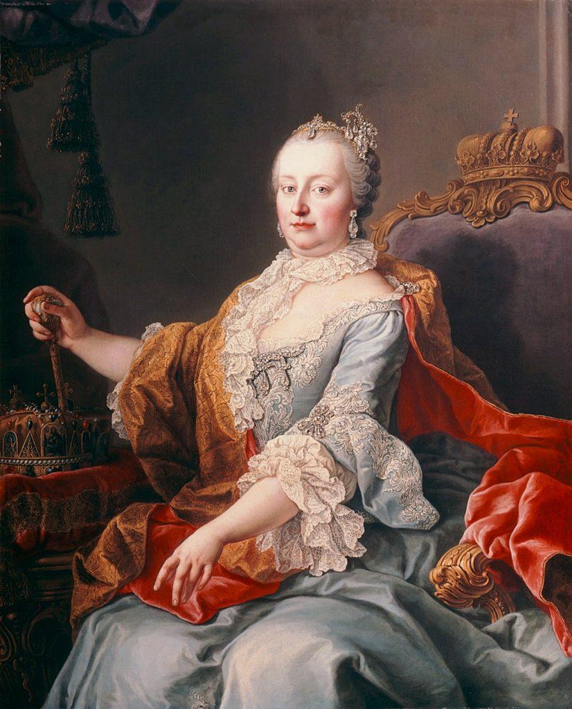 Mária Terézia-királynő