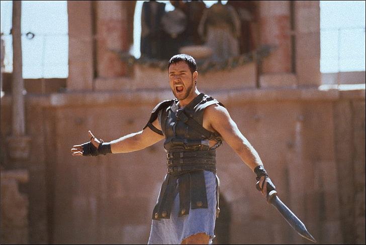Russell Crowe Gladiátor