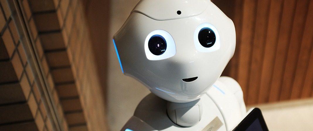 Pepper, a robot