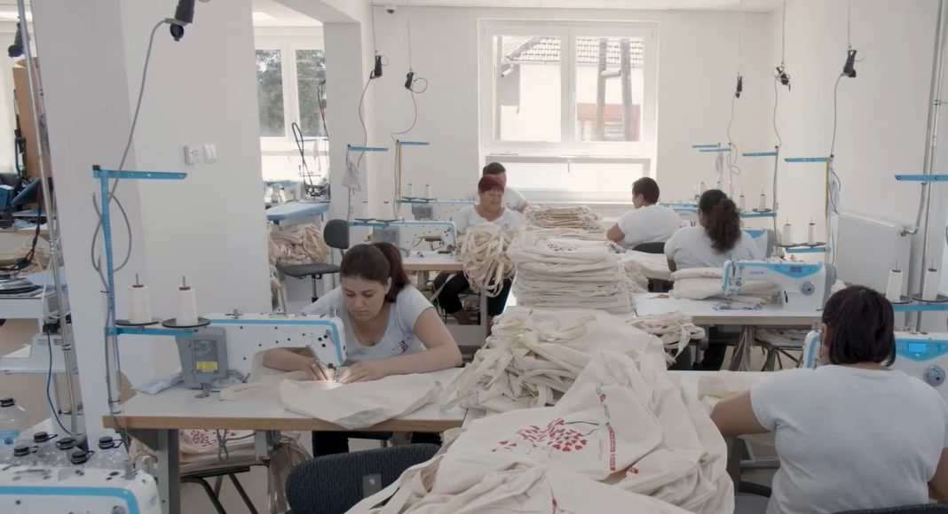 Tiszaburai varroda - forrás: Jelenlét dokumentumfilm