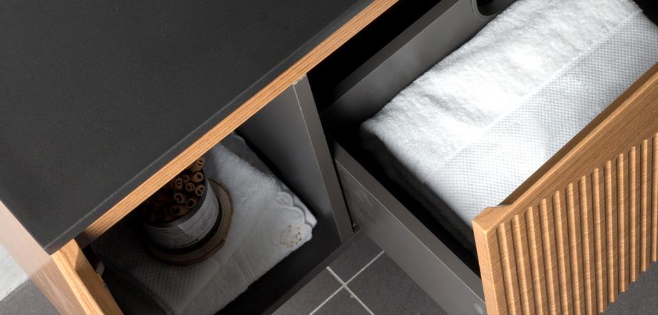 fürdőszoba szekrény fiókja