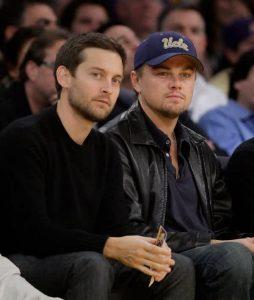 Leonardo DiCaprio és Toby Maguire