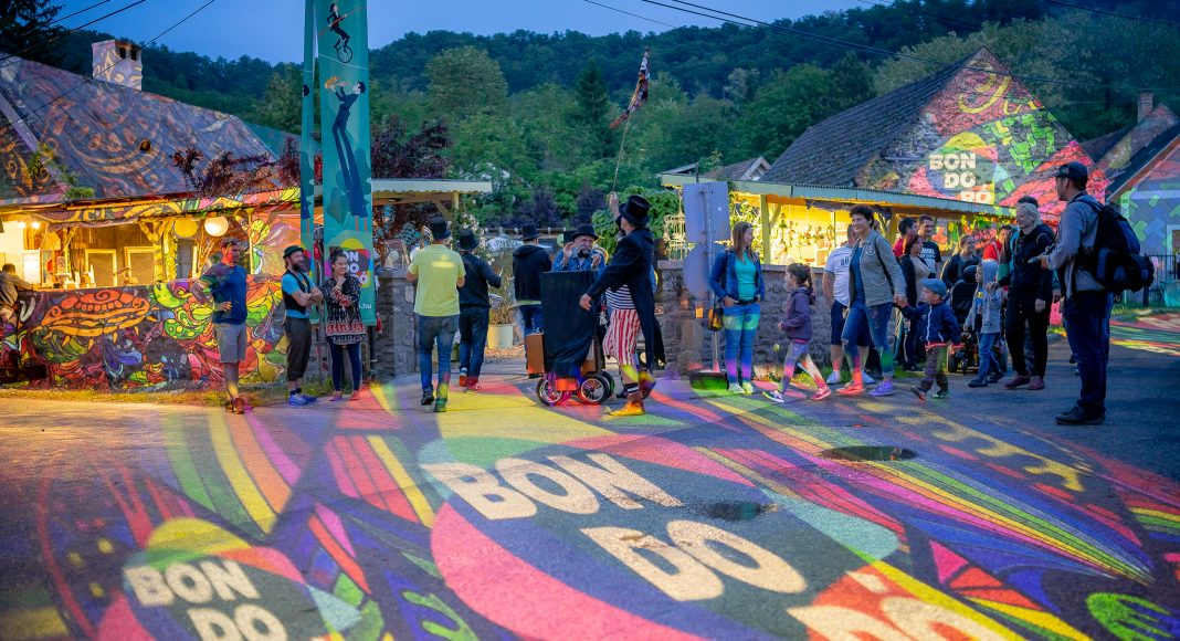 Bondoró Fesztivál nyereményjáték