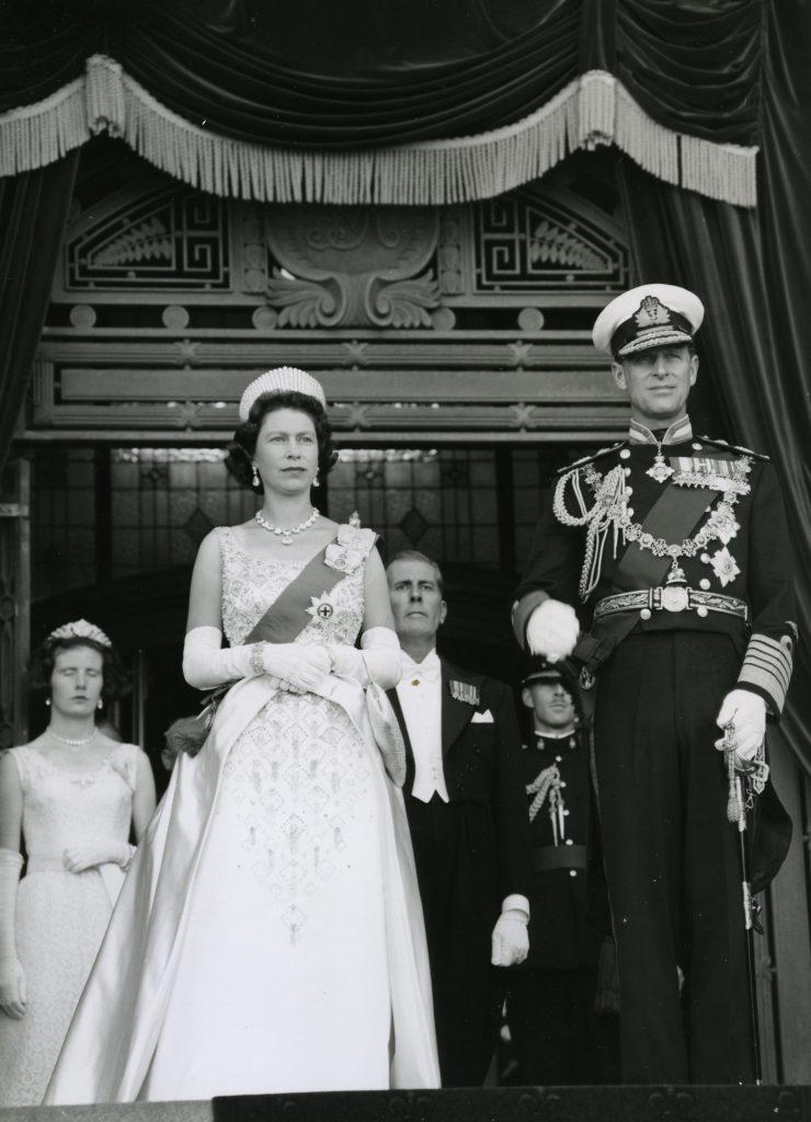erzsébet királynő-fülöp herceg-esküvő
