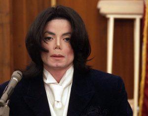 Michael Jackson a bíróságon