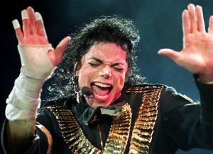 Michael Jackson koncert