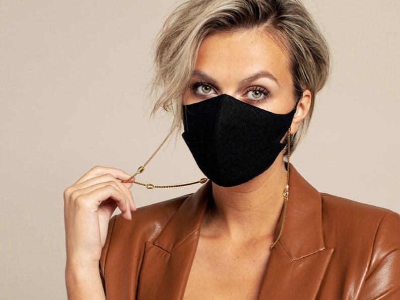 dizájn maszk