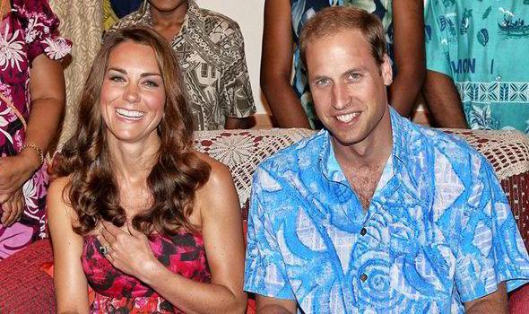 A hercegi pár