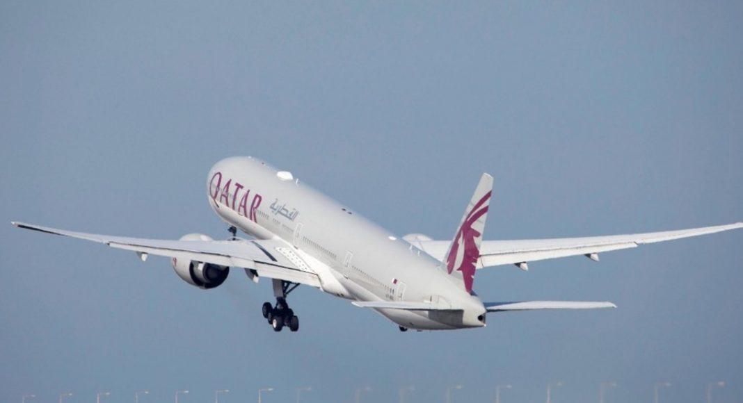 Qatar repülőgép