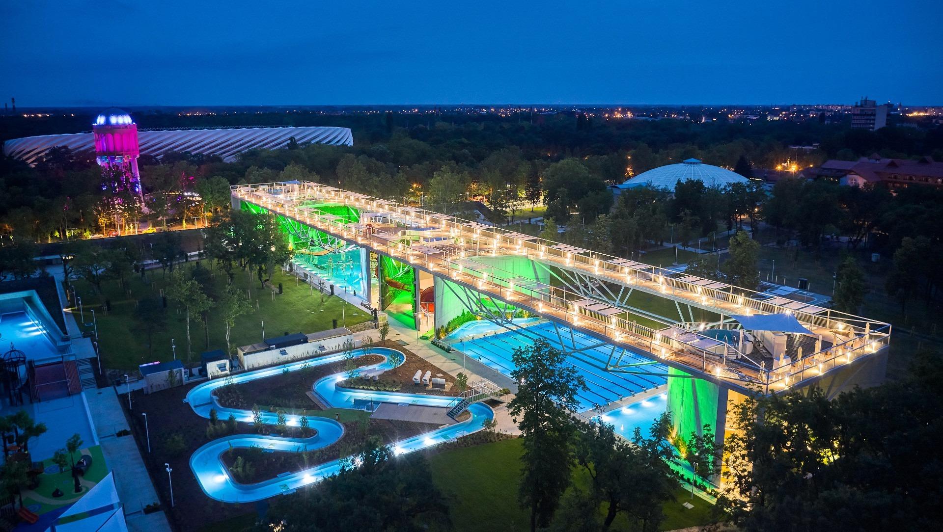 Aquaticum, Debrecen