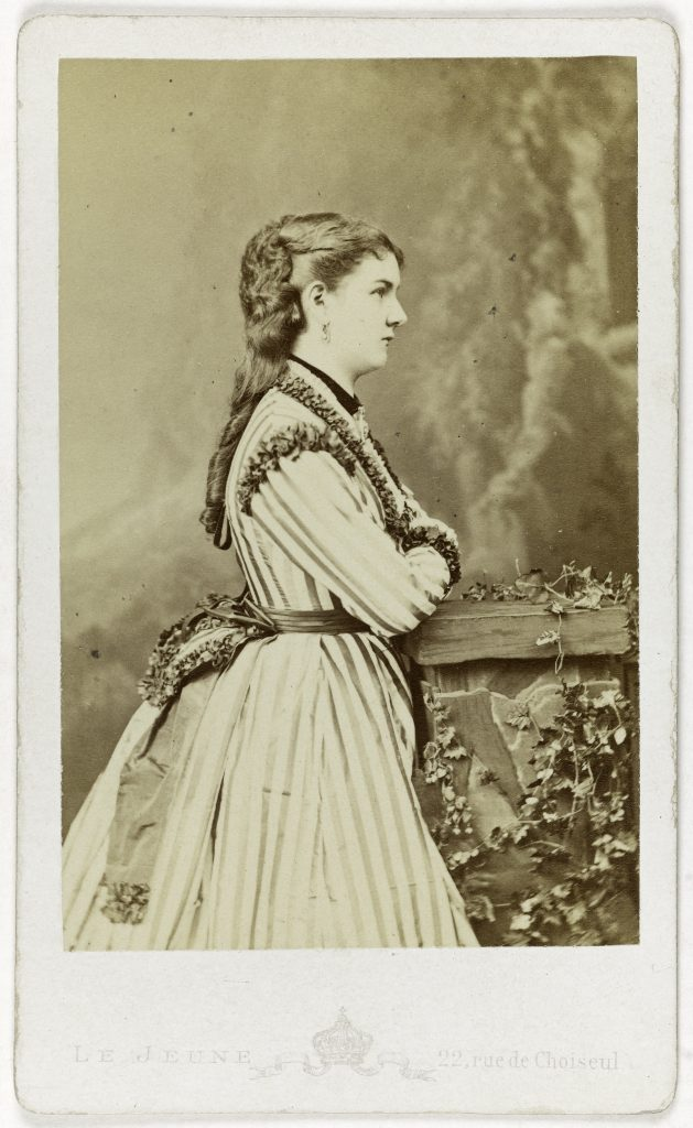 Lady Mary Victoria Hamilton