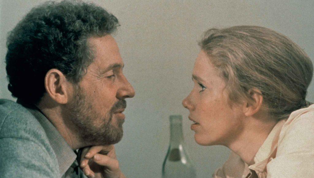 Ingmar Bergman Jelenetek egy házasságból