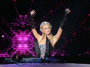 Paris Hilton Ibizán