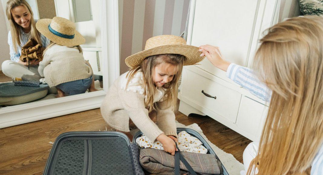 utazásnyár pakolás