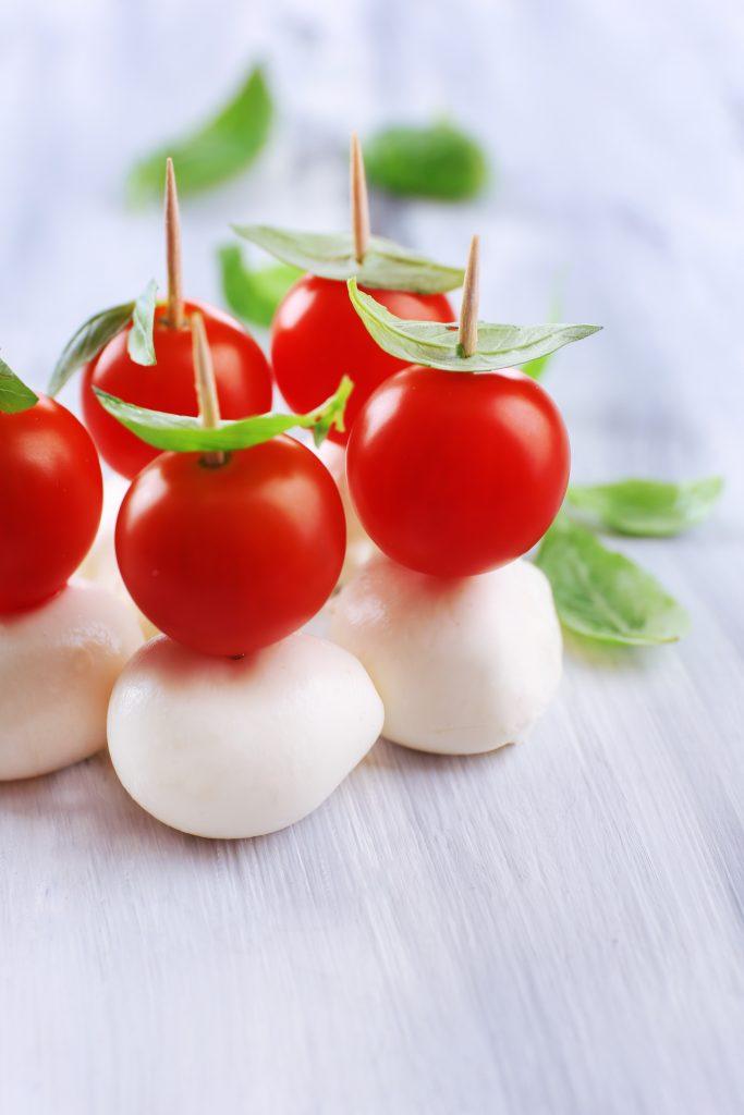 paradicsom-mozzarella