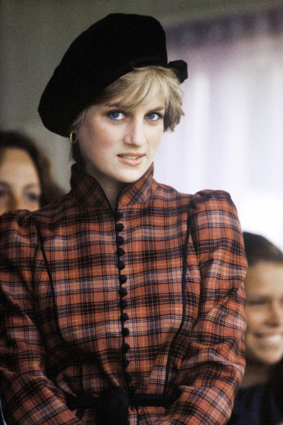 Diana hercegnő 1982-ben