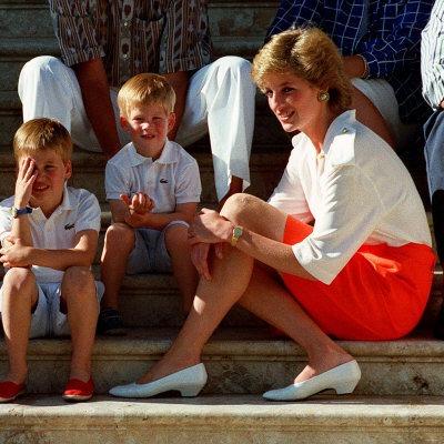 Diana hercegnő-gyerekek